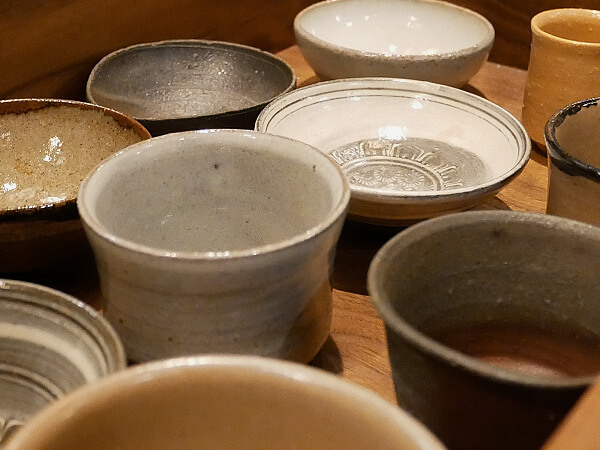LUXURY TIME WITH JAPANESE TABLEWARE