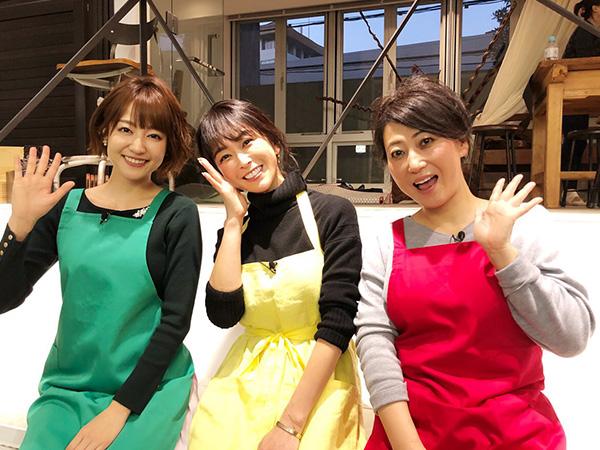 1月31日(木)「ヒルナンデス 」出演のお知らせ