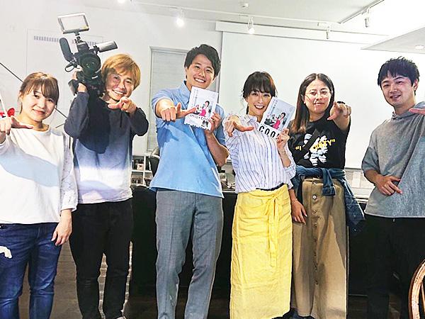5月15日(水)「ノンストップ 」出演のお知らせ