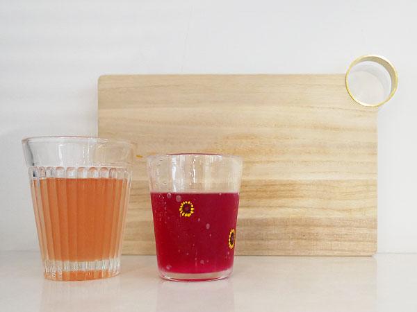 紫蘇ジュースで残暑を乗り切ろう